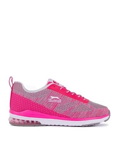 Slazenger Slazenger Bocca Koşu & Yürüyüş Kadın Ayakkabı  Pembe